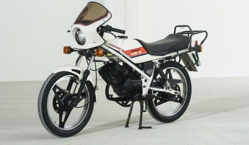 honda mb 8 les annonces collection motos vendre. Black Bedroom Furniture Sets. Home Design Ideas