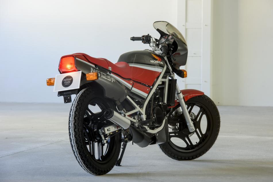 honda ns 125 f les annonces collection motos vendre. Black Bedroom Furniture Sets. Home Design Ideas