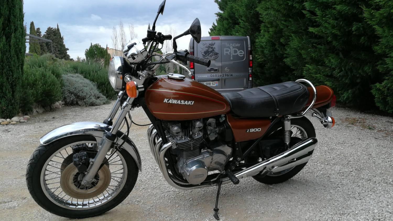 kawasaki z les annonces collection motos vendre. Black Bedroom Furniture Sets. Home Design Ideas