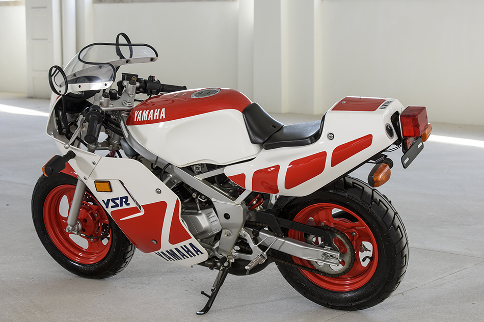 Yamaha ysr 50 les annonces collection motos vendre for Yamaha dealers in delaware