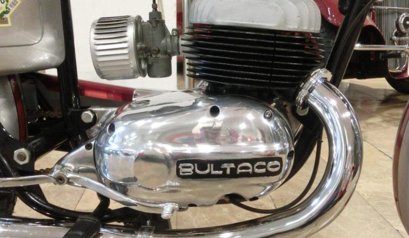 Bultaco Saturno plein