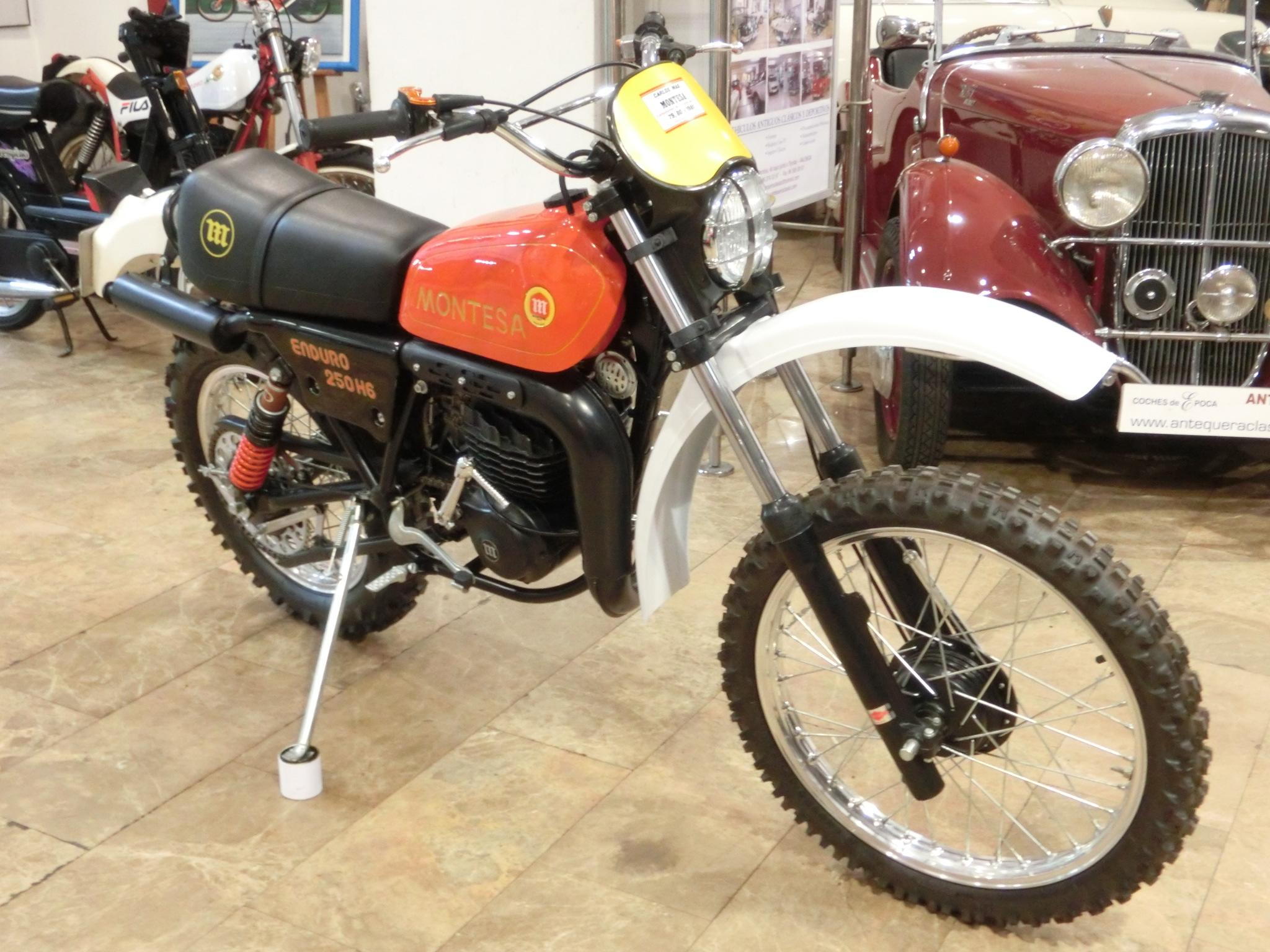 montesa enduro