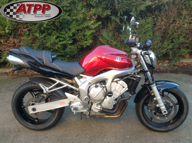 Yamaha 600 fz6 fazer les annonces collection motos for Yamaha dealers in delaware