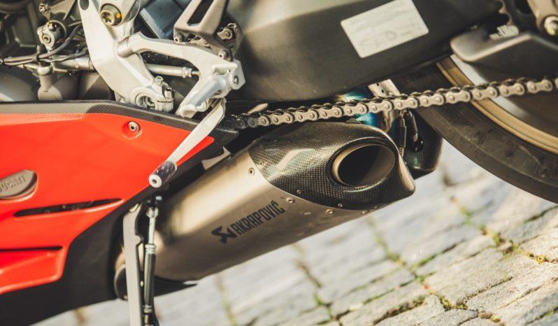 Ducati 1199 Superlaggera full