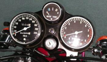 Suzuki GT 750 J plein