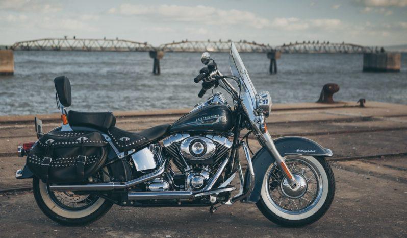 Harley Davidson FLSTC full