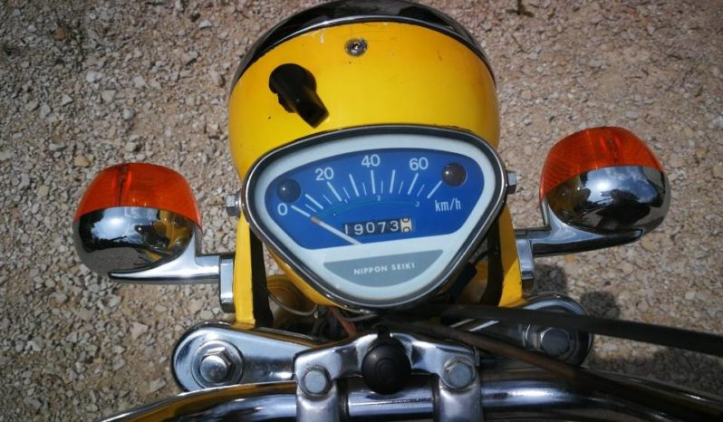 Honda Chaly 70 plein