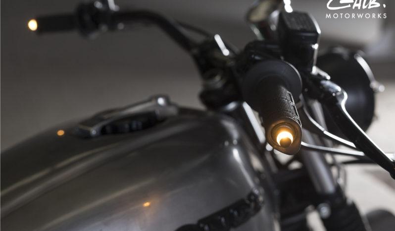 Honda 750 CBK plein