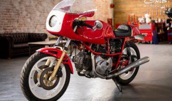 Ducati Pantah 600 plein
