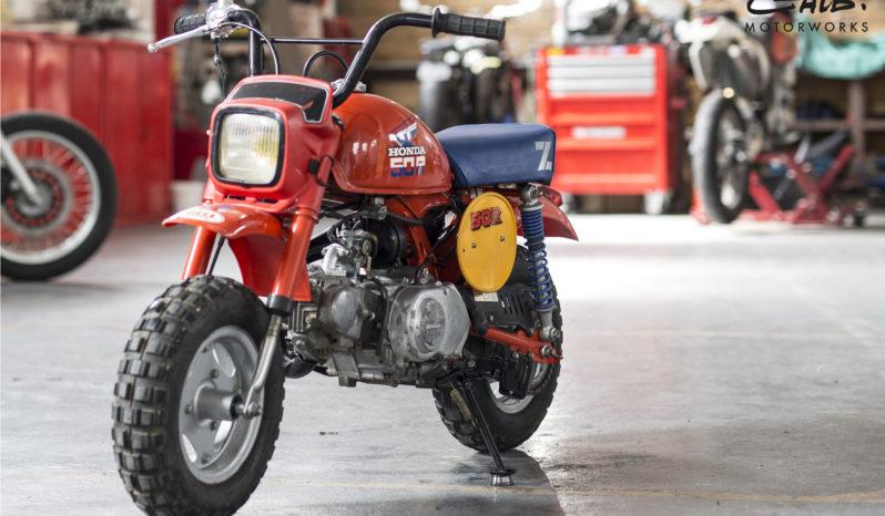 Honda Z50 R plein