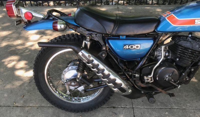 Suzuki TS400K plein