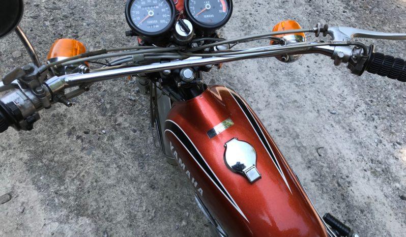 Yamaha 360 RT3 plein