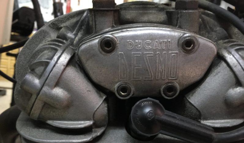 Ducati Scrambler 450 DESMO full