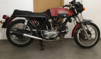 Ducati 750 GT full
