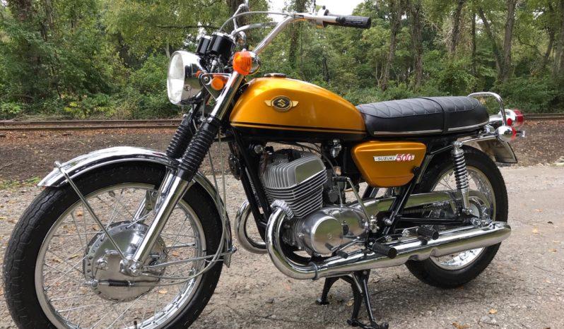 Suzuki T500MKII