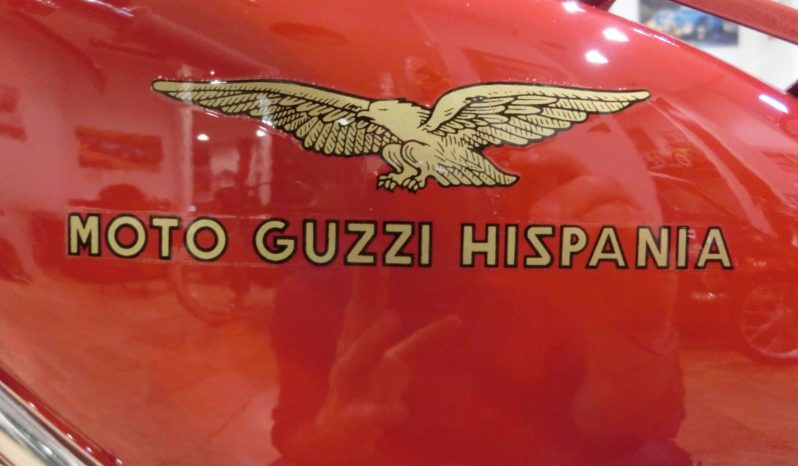 Guzzi Hispania full