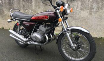 Kawasaki 400 S3 full