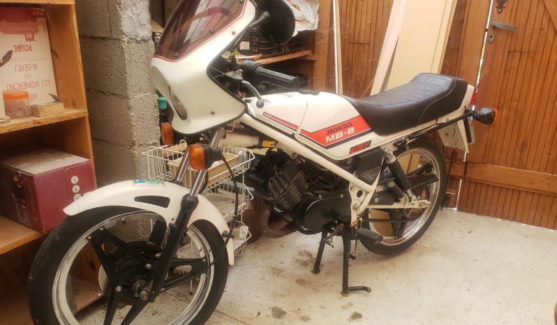 Collection Honda MB8 Bike full