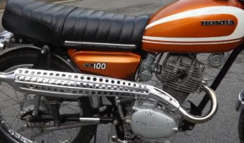 Honda CL 100 full