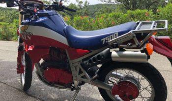 Honda XLV 750 full