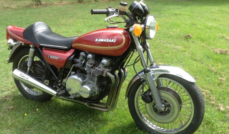 Kawasaki Z full
