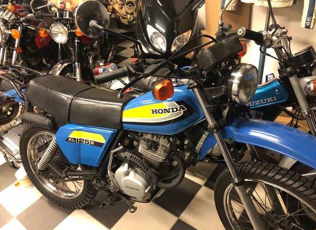 Honda XL 125 full