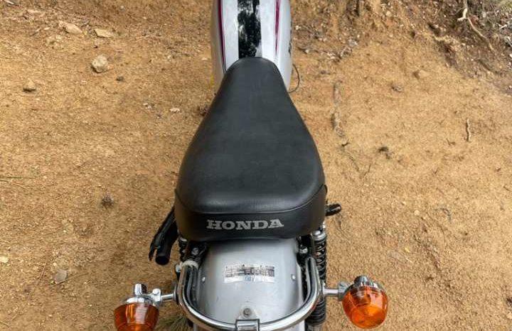 Honda XL 250 Motorsport full