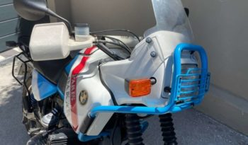 BMW R 100 GS Paris Dakar full