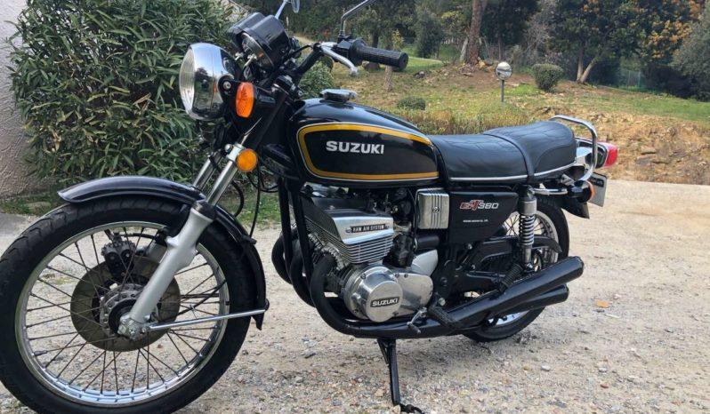Suzuki GT 380 full