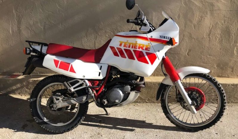 Yamaha XT 600 TENERE full