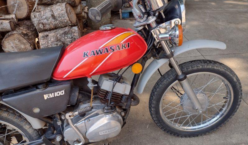 Kawasaki KM 100 full