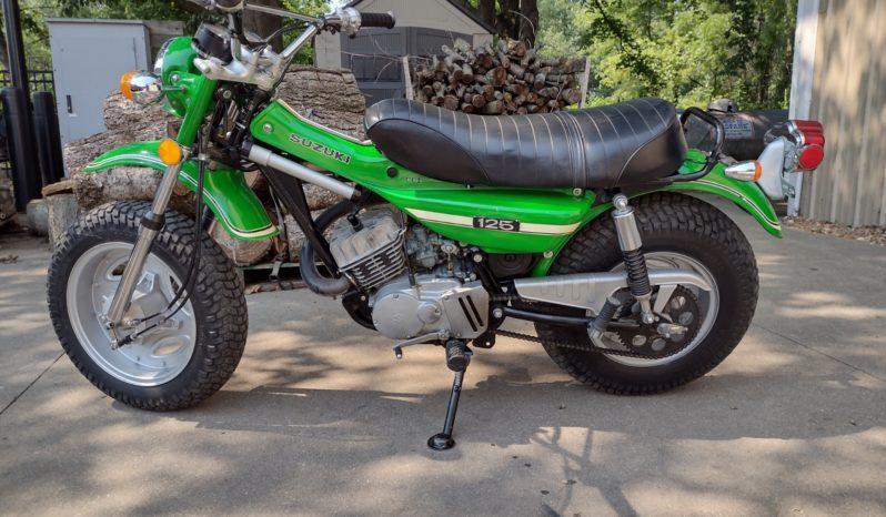 Suzuki RV 125 full