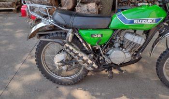 Suzuki TC 125 full
