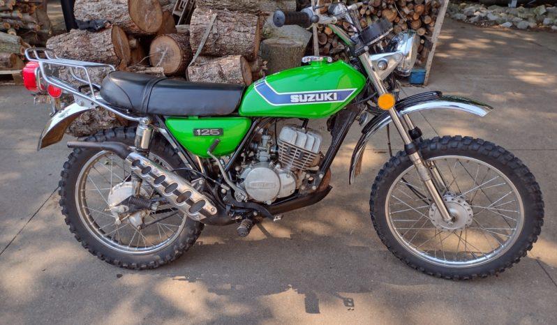 Suzuki TC 125