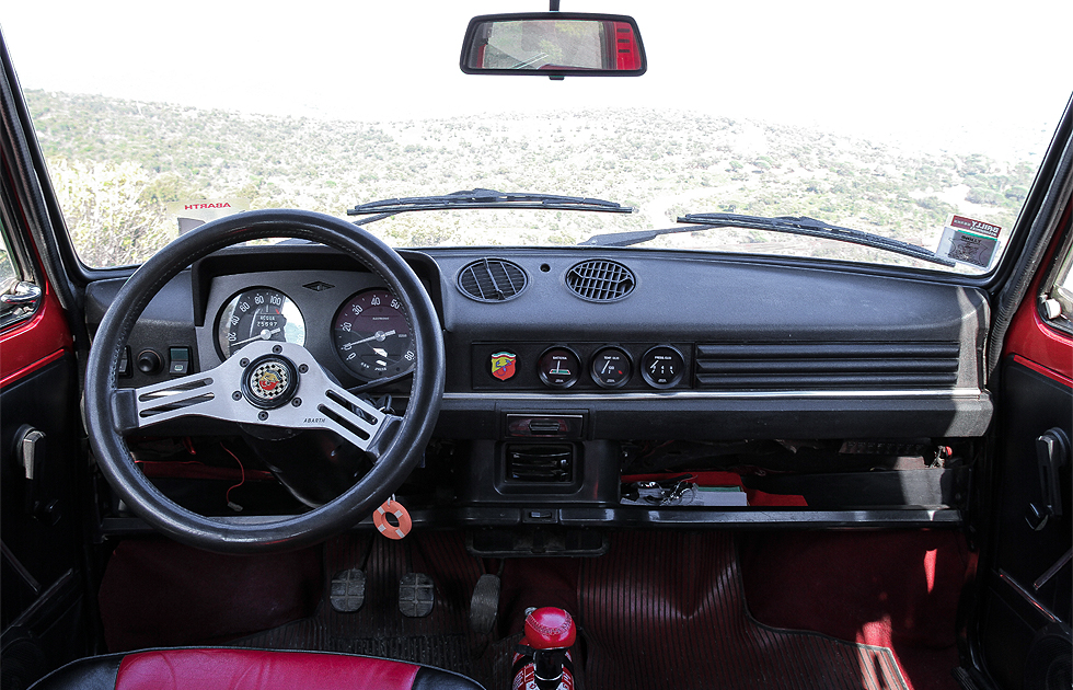 autobianchi abarth i les annonces i agence collection. Black Bedroom Furniture Sets. Home Design Ideas