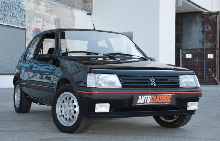 Peugeot 205 gti the collection listings for Moquette 205 gti neuve