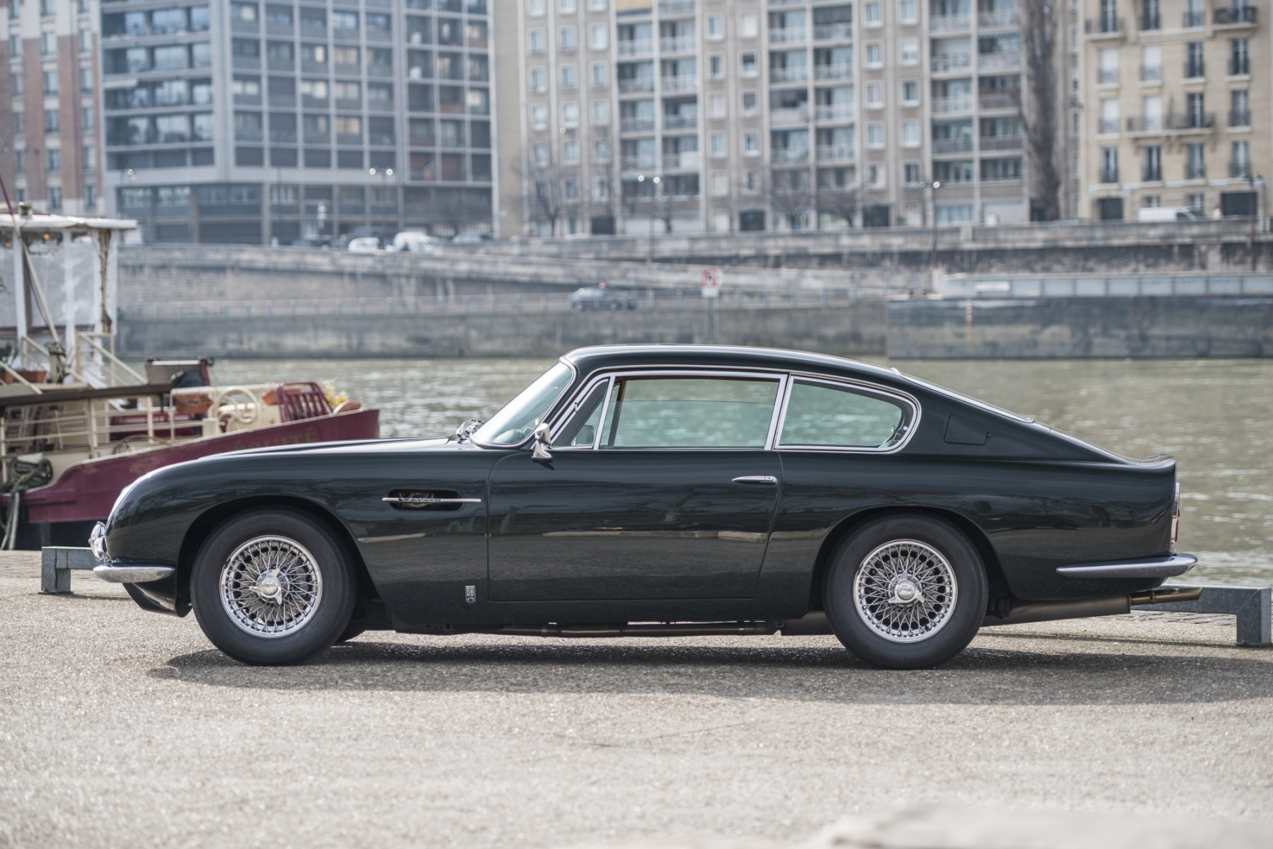 Aston Martin DB Les Annonces Collection - Aston martin db6