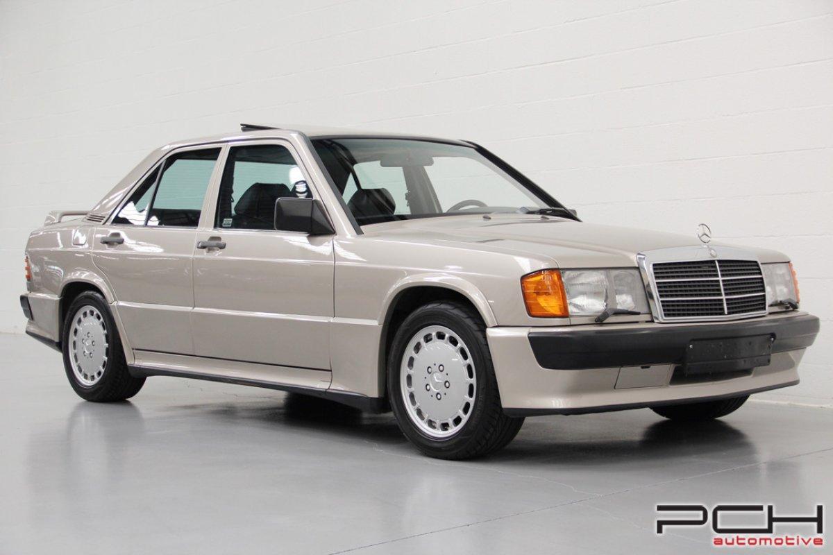 Mercedes benz 190 les annonces collection for Mercedes benz collection