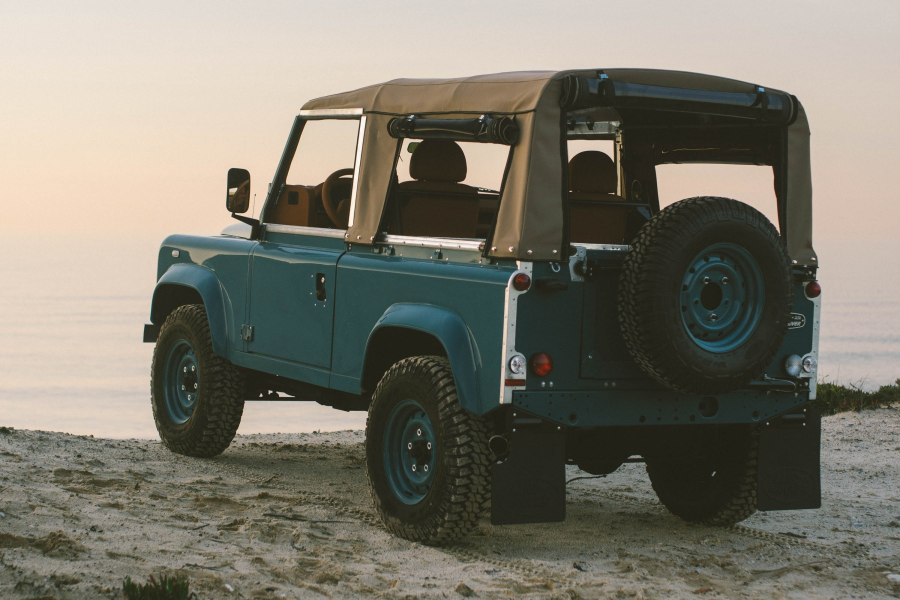 Land Rover Defender Heritage The Collection Listings 1975 90 Full