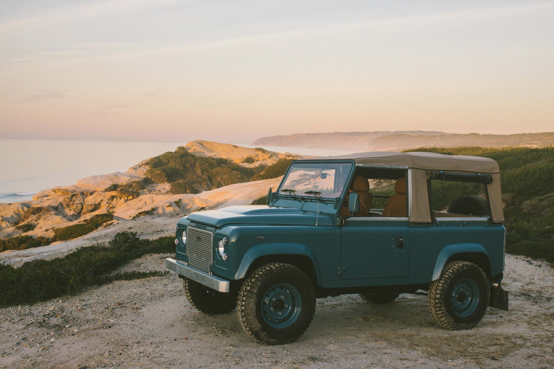 Land Rover Defender Heritage The Collection Listings 1975 90
