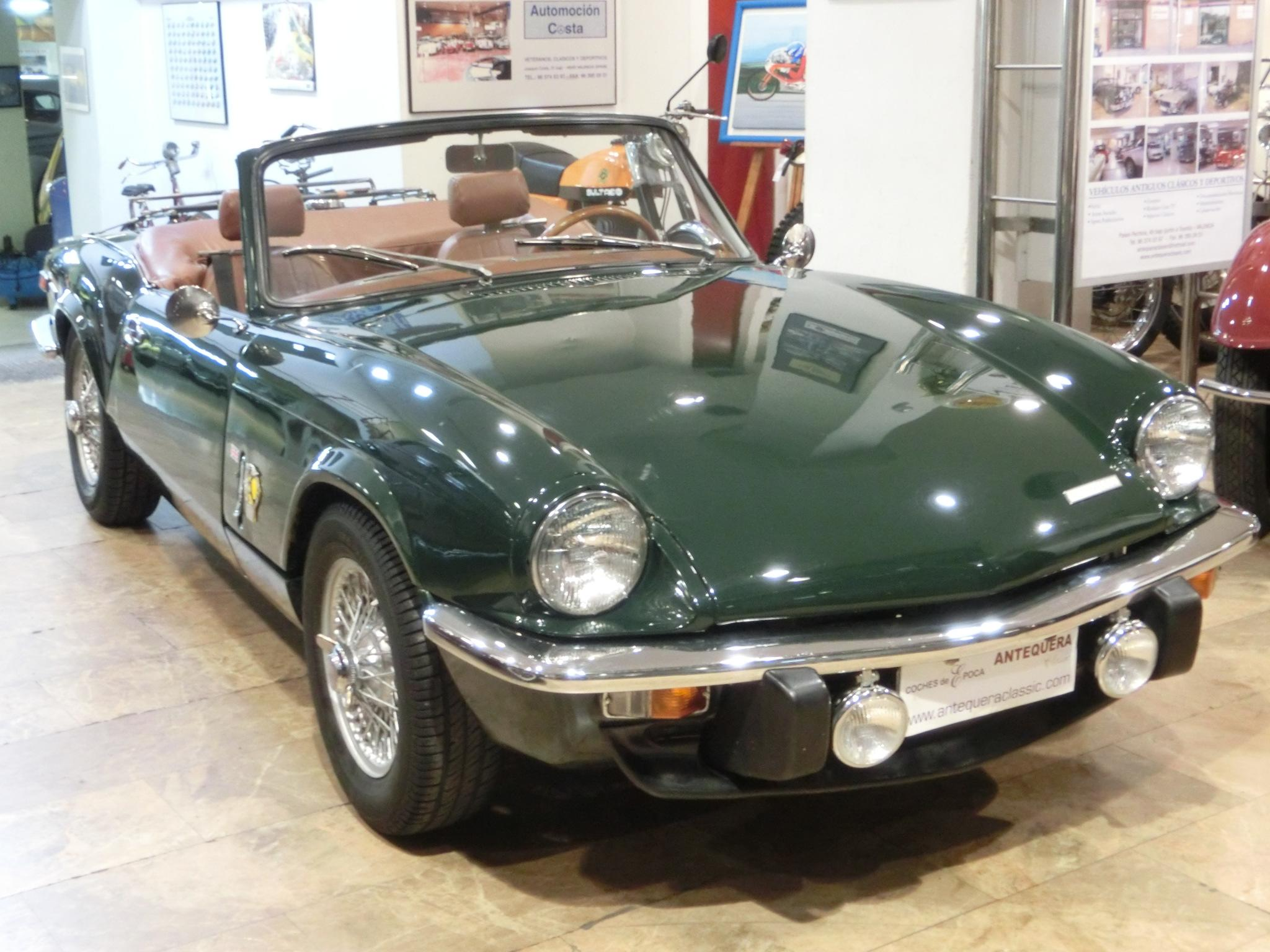 triumph spitfire 1500 the collection listings. Black Bedroom Furniture Sets. Home Design Ideas
