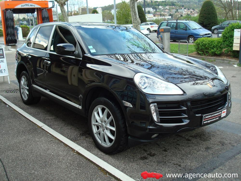 porsche cayenne les annonces collection. Black Bedroom Furniture Sets. Home Design Ideas