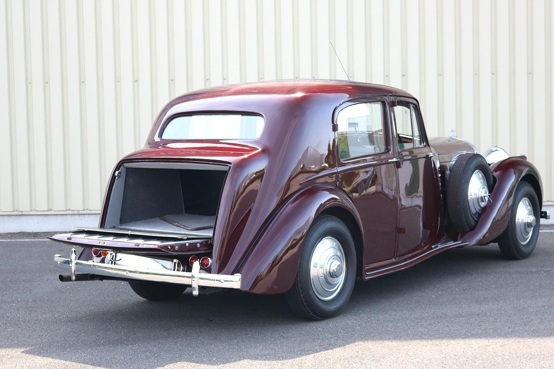 Bentley Mark V Full