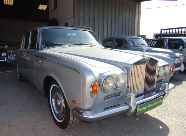 rolls royce silver shadow les annonces collection. Black Bedroom Furniture Sets. Home Design Ideas