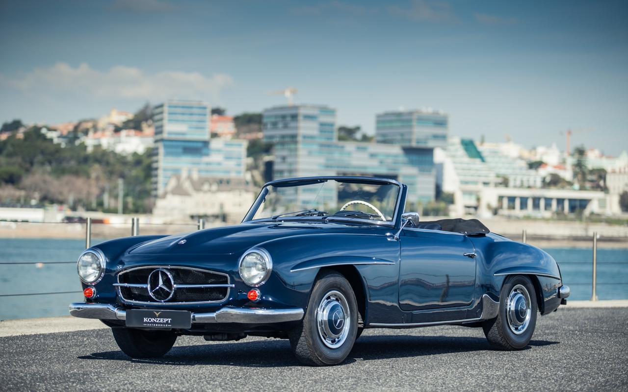 Mercedes benz 190 les annonces agence collection for Mercedes benz collection