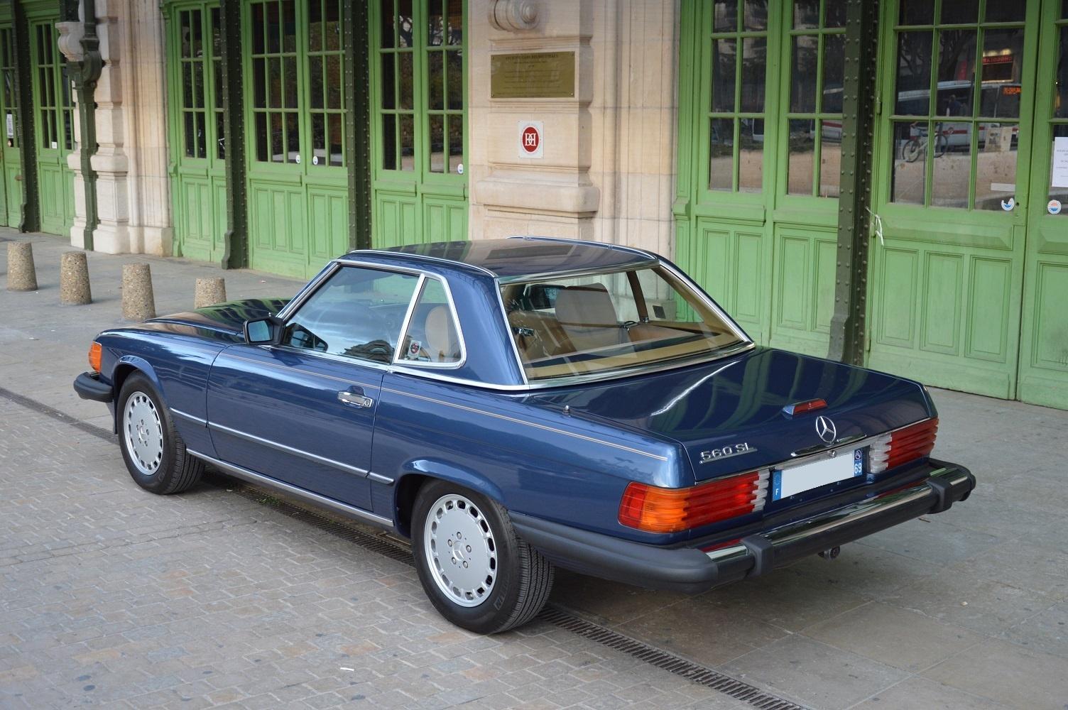 Mercedes benz sl 3 les annonces collection for Mercedes benz collection