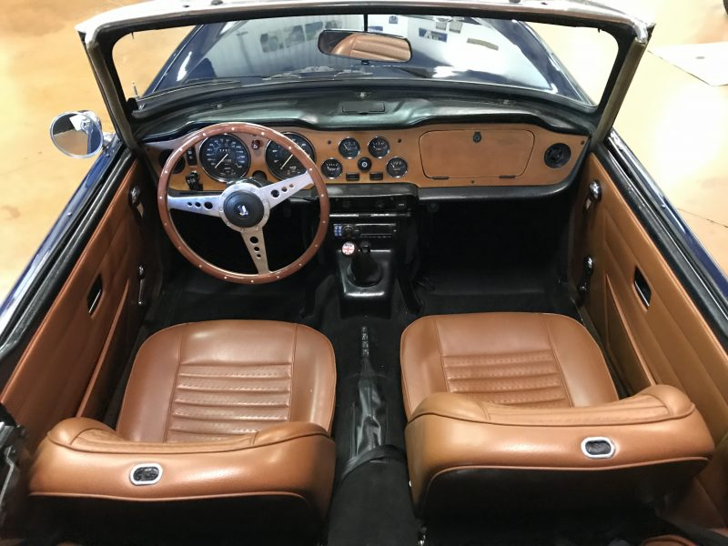 Triumph Tr6 The Collection Listings