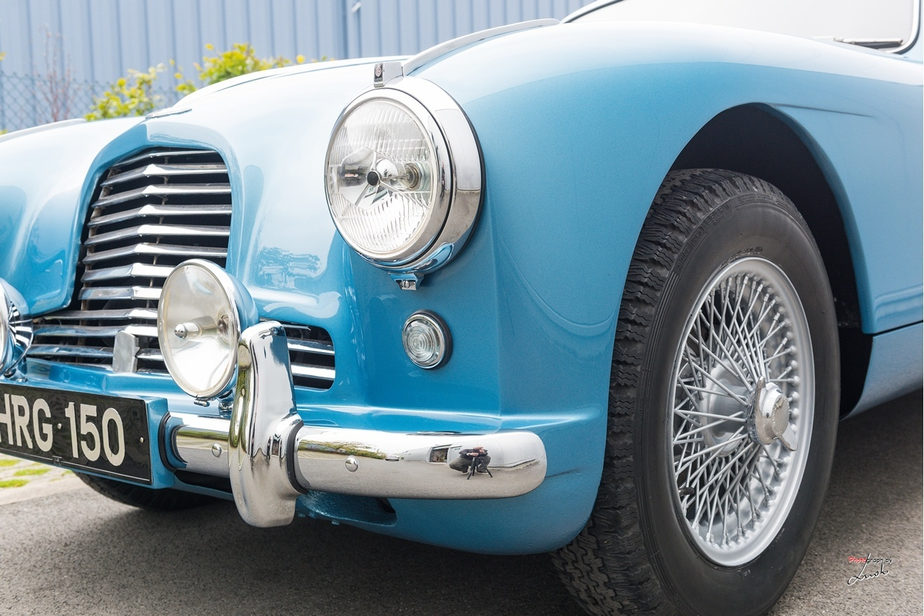 Aston Martin DB 2/4 MK I full