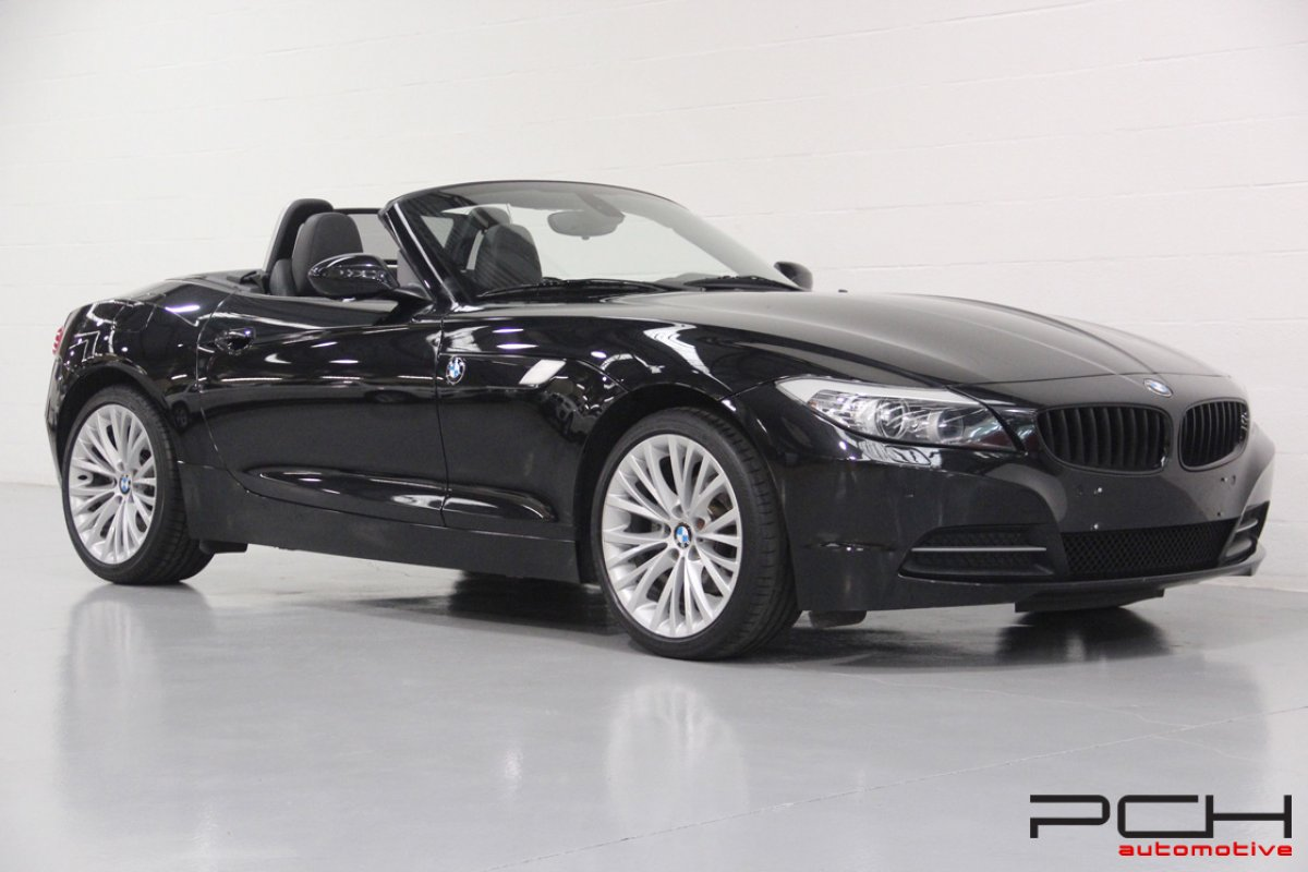 bmw z4 cabriolet les annonces agence collection. Black Bedroom Furniture Sets. Home Design Ideas