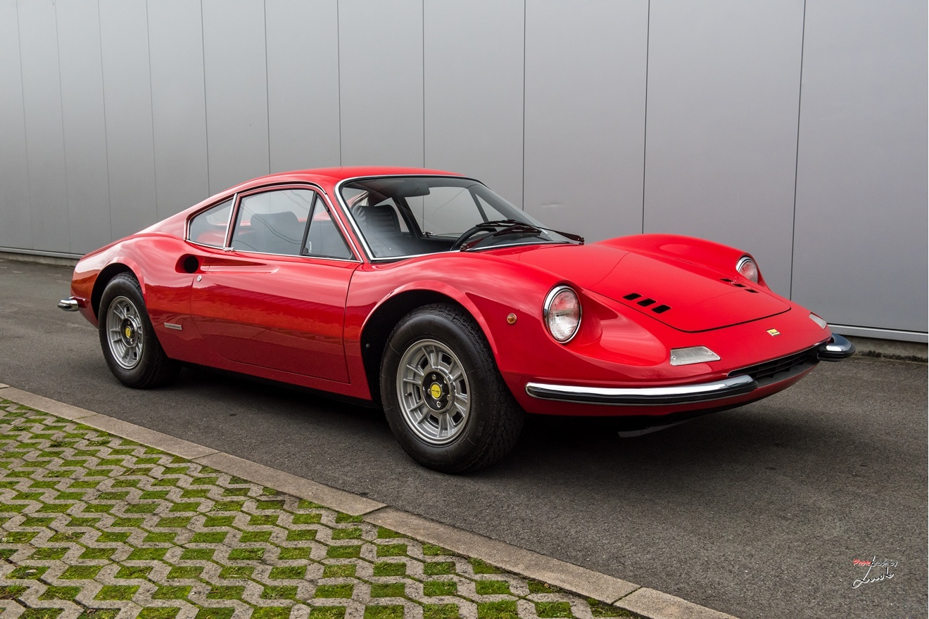 ferrari dino 246 gt berlinetta the collection listings. Black Bedroom Furniture Sets. Home Design Ideas